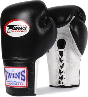 Twins Lace Thai Training Gloves